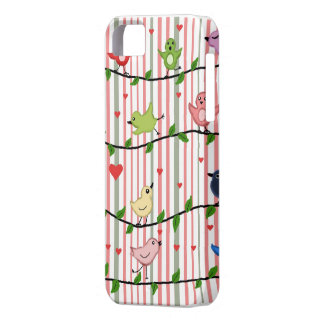 oiseaux coque iPhone 5 Case-Mate