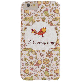 Oiseaux Coque iPhone 6 Plus Barely There