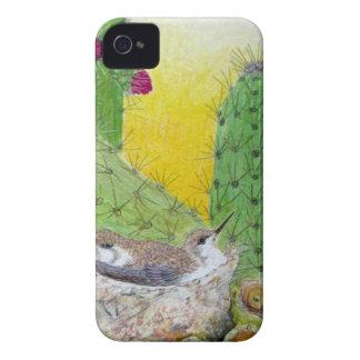 Oiseaux dans le désert coques iPhone 4
