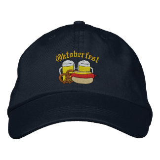 Oktoberfest a brodé le casquette