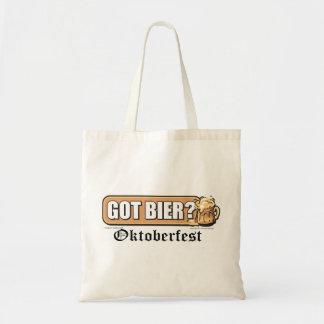 Oktoberfest a obtenu la civière ? tote bag