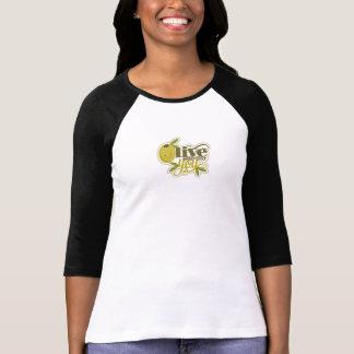 Olive vous je t'aime T-shirt
