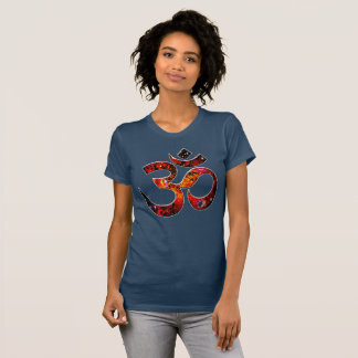 OM universel Dhyana T-shirt