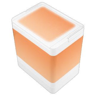 Ombre orange glacière igloo