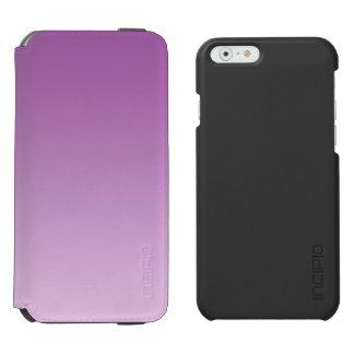 Ombre pourpre doux coque-portefeuille iPhone 6 incipio watson™