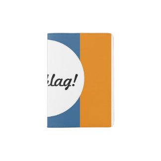 OneFlag ! support de pasport Protège-passeports