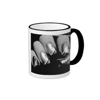 Ongles de concepteur mug ringer
