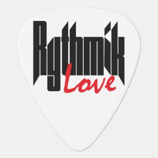 Onglet de guitare d'amour de Rythmik