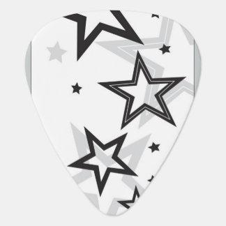 Onglet de guitare de traînée d'étoile