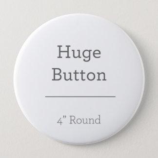 Ontwerp Uw Eigen Knoop Ronde Button 4,0 Cm