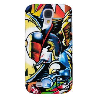 Oog Graffiti Galaxy S4 Hoesje