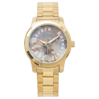 Or 1994 de montre de l'AURORE KARNAVALI Versailles