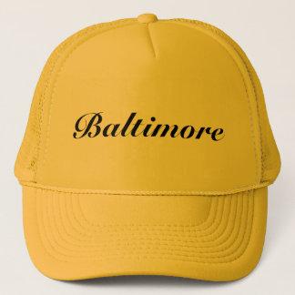 Or de Baltimore Casquette