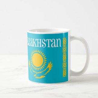 Or Sun de Kazakhstan et tasse d'Eagle |