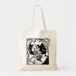 ORACLE BOLETAIRE TOTE BAG