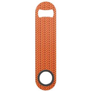 Orange avec l'ouvreur de bouteille de vitesse de