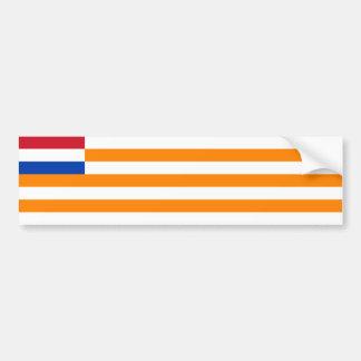 Oranje-Vrystaat Bumpersticker