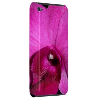 Orchidée pourpre étuis iPod touch