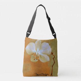 Orchidées aux nuances de l'orange sac