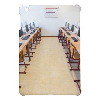 Ordinateurs dans la salle de classe de l'éducation coques iPad mini