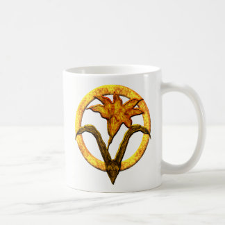 Ordre de la tasse de café de lis