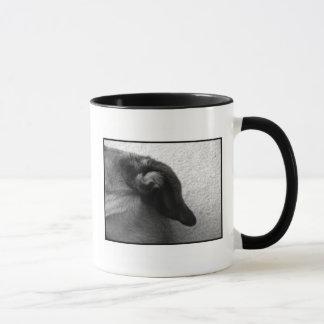 Oreille 2 de Bullmastiff Mug