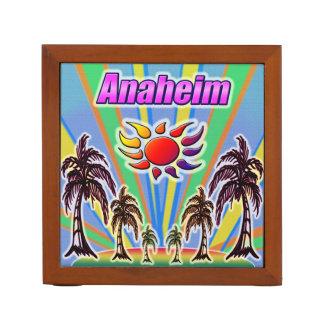 Organiseur De Bureau Organisateur de bureau d'amour d'été d'Anaheim