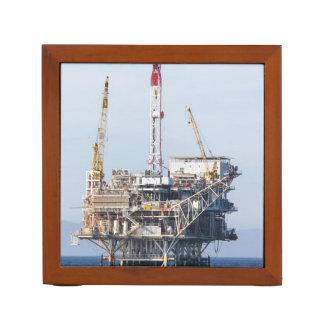 Organiseur De Bureau Plate-forme pétrolière
