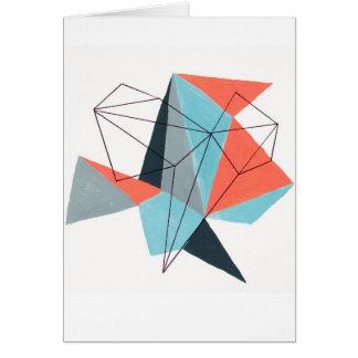 Origami 1 carte de voeux