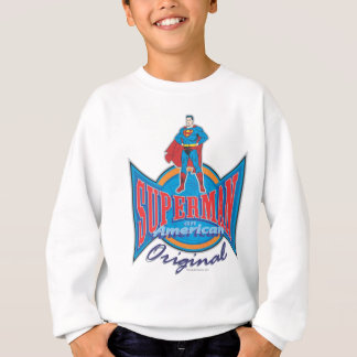 Original américain de Superman Sweatshirt