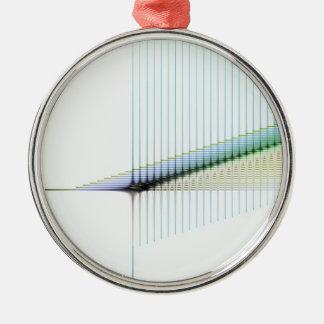 Ornement abstrait géométrique