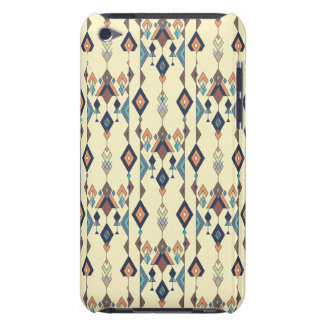 Ornement aztèque tribal ethnique vintage coque iPod touch