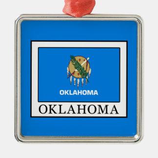 Ornement Carré Argenté L'Oklahoma