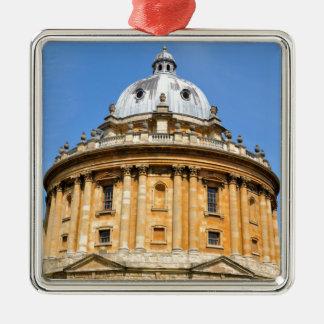 Ornement Carré Argenté Oxford, Oxfordshire, Angleterre