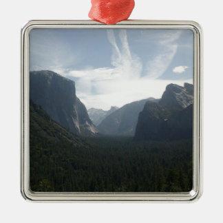 Ornement Carré Argenté Parc national de Yosemite
