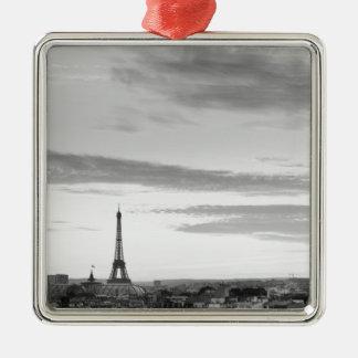 Ornement Carré Argenté Paris