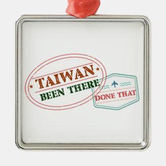 Ornement Carré Argenté Taïwan là fait cela