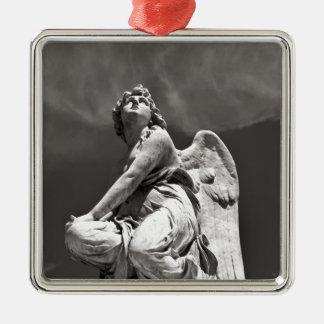Ornement Carré Argenté Tous les anges chanter - Sicile - à l'Italie