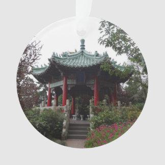 Ornement chinois de pavillon de San Francisco