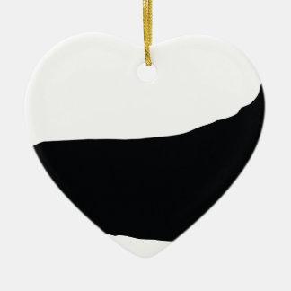 Ornement Cœur En Céramique dachtsund1