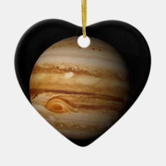 Ornement Cœur En Céramique Jupiter