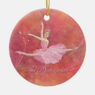 Ornement commémoratif de ballet de casse-noix