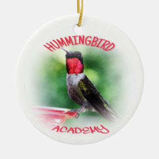 Ornement d'académie de colibri