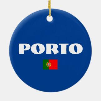 Ornement de cercle de Porto