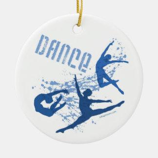 Ornement de danse (personnalisable)