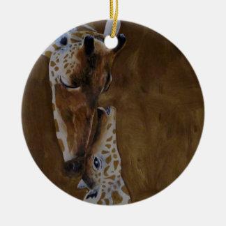 Ornement de girafe