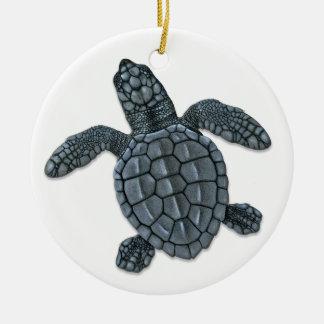 Ornement de Hatchling de tortue de mer de Ridley
