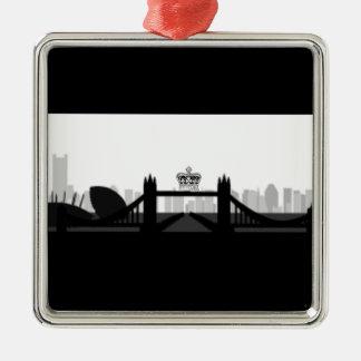 Ornement de Londres de pont de tour