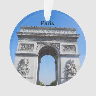 Ornement de Noël de Paris