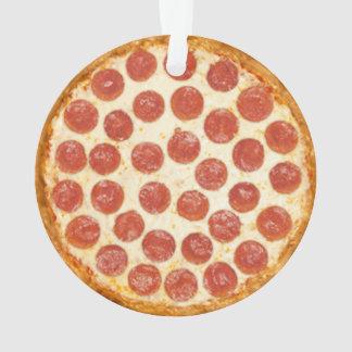 Ornement de Noël de pizza
